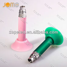In stock e cig silicone suction cup for battery atomizer drip tip from JOMO