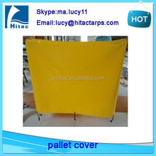 waterproof fire retardant custom pvc pallet cover,cargo bag cover