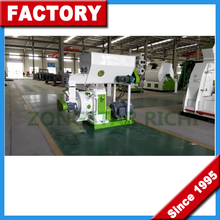 Competitive price 8mm wood pellet fuel making machine/biomass pellet machine for fuel