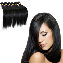2016 Wholesale Cheap Long Silky Straight Hair Extensions Virgin Indian Hair