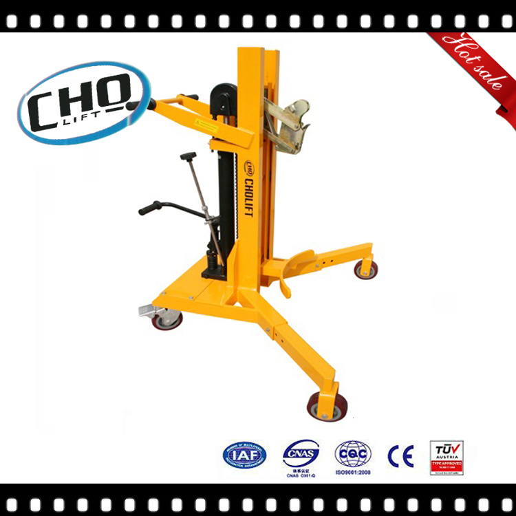 Cholift Hot Sale Oil drum lifter Manual Drum Lifter