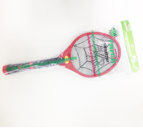 Household functional electric mosquito swatter