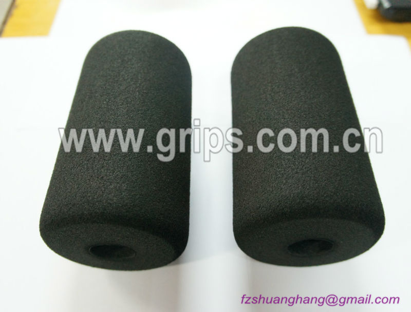 Rubber Foam Hand Grip for Dumbbell