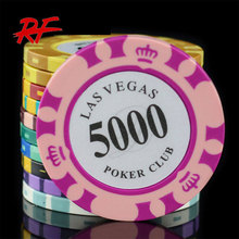 14g Customization Poker Chip/Ceramic Poker Chips/european poker chips