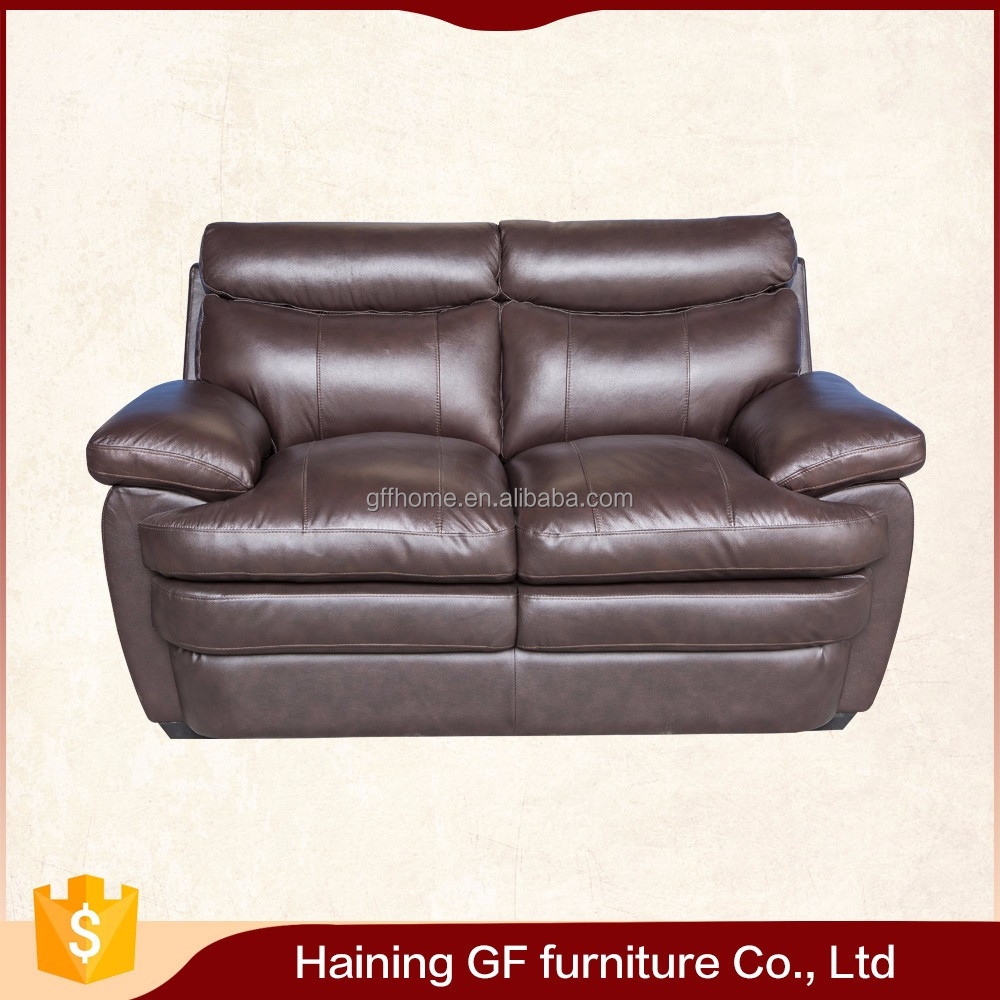 antique leather classic loveseats sofa muebles de sala de lujo