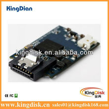 Embeded Industrial MLC/SLC 7pin SATA flash dom 16gb