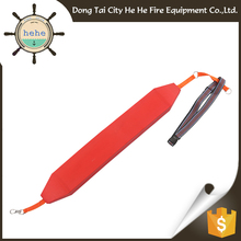 FRP lifesaving lifeguard inflatable marine rescue tube equipment for boat