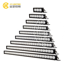 30w/60w/90w/120w/150w/180w/210w/240w/270w Cree single row 12 volt car led light bar 4X4 off road, ATV, UTV, SUV, led truck light