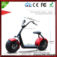 E-bicycle city scooter off road cheap electric scooter with seat