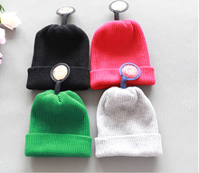 S10580A 2015 new style kids candy color teletubbies hats outdoor warm hats