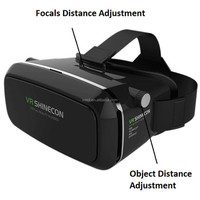 shinecon VR headset !!! vr shinecon 3d glasses for movies/pc games/xbox one , skype:linda.cuicui