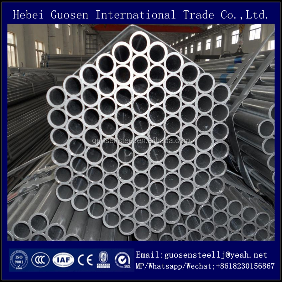 Carbon Fiber Small Diameter A53 Grb Seamless Tube Steel
