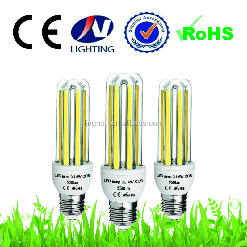 high quality CE RoHS UL 360 degree SMD 5W 7W 3U led lamp