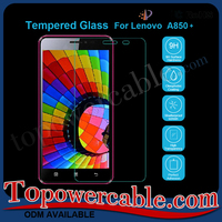 Extra Clear Explosion Proof Tempered Glass Screen Protector Guard For Lenovo A850+
