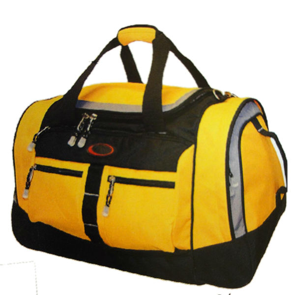 Gym Red Trolley Sports Bag