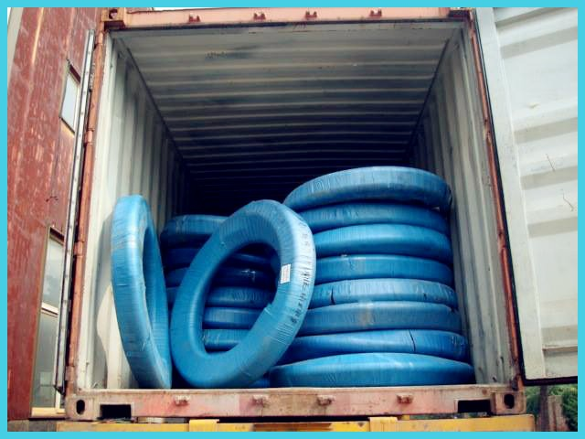 High Pressure Industrial smooth surface Rubber Air Hose