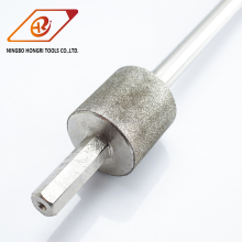 Hot-Selling High Quality Low Price electroplated diamond grinding heads/diamond cylindrical wheel