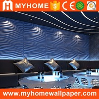 Building Material Green Product Decorative Fashion Wall Panel 3D