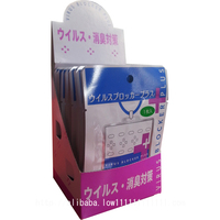 Virus blocker plus air disinfection consumer goods distributors for portable use