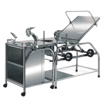 Stainless steel gynecology delivery bed/gynecological examination table CY-C300A