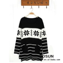 Hot selling wholesale price uniqure design and christmas sweater wholesaler