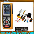 laser distance meter 100m multi-function photoelectric color screen