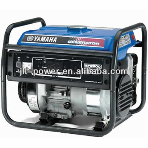 China Portable Petrol Generator 2kW for Home Use