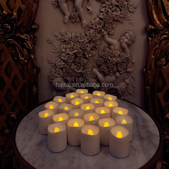LED tealight candle Christmas Candle