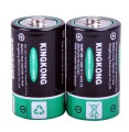 KingKong dry cell battery r20 1.5v um-1 d size carbon batterIES