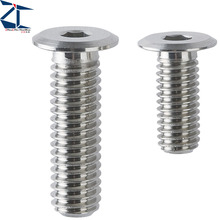 Professional ultra low head socket cap screw