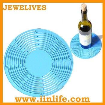 As seen TV silicone wine bottle holder