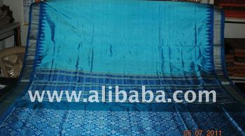 Orissa Handloom unstitched ikat work salwar suit