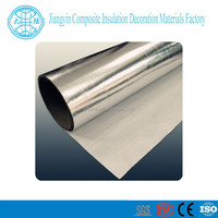 Many uses roof/attic fiberglass fabric aluminum foil facing called DL