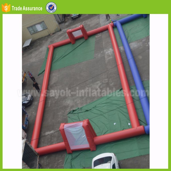 new inflatable soccer field for sale inflatable games inflatable football field
