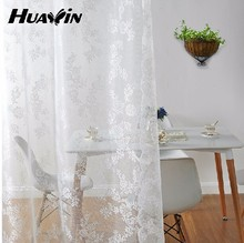 Alibaba China Supplier white lace curtains