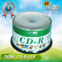 memory 700mb blank printable cd r