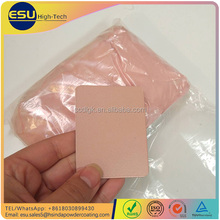Factory price for powder coating distributors/ customized rose gold spray paint metallic powder coating