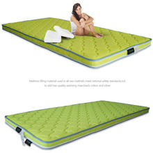 Leizi Mattress Supplier Roll Up Queen Size Foam Mattress For Bedroom Furniture
