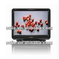 metalic enclosure touch tft lcd monitor