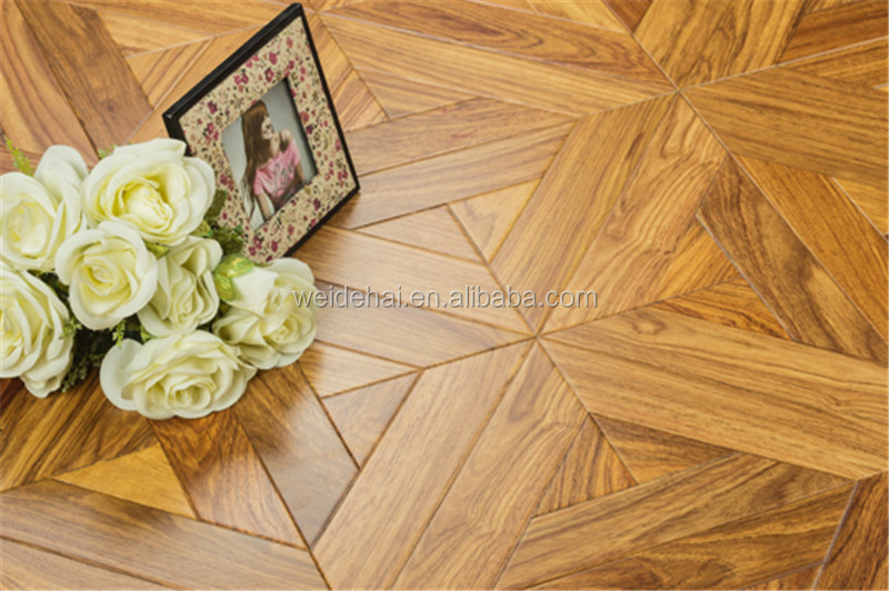 for home use from germany technique 15mm Grade AB veneer parquet engineer wood flooring