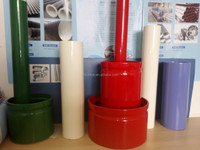 Epoxy Coated Composite Pipe / Epoxy plastic coated fire water pipes
