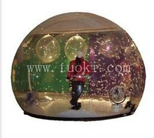 musical Snow globes for Christmas house
