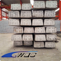 China supplier uic60/uic54 rail turnout concrete sleepers