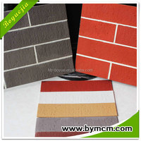 3D lightweight faux brick waterproof ceiling tile