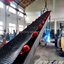 2015 hot sale belt conveyor system