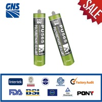 acrylic sealant and silicone polyurethane sealant for windshield