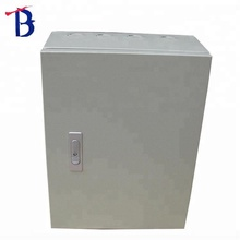 High quality ip66 waterproof stainless steel metal enclosure outdoor electric meter box
