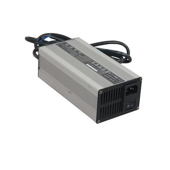 intelligent 43.8v 8a LiFePO4 battery charger