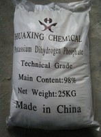 98% Tech Grade Monopotassium Phosphate used for culture medium preparation