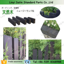 Landscaping garden sleeper, pine sawn timber, saw timber for sale in Japan